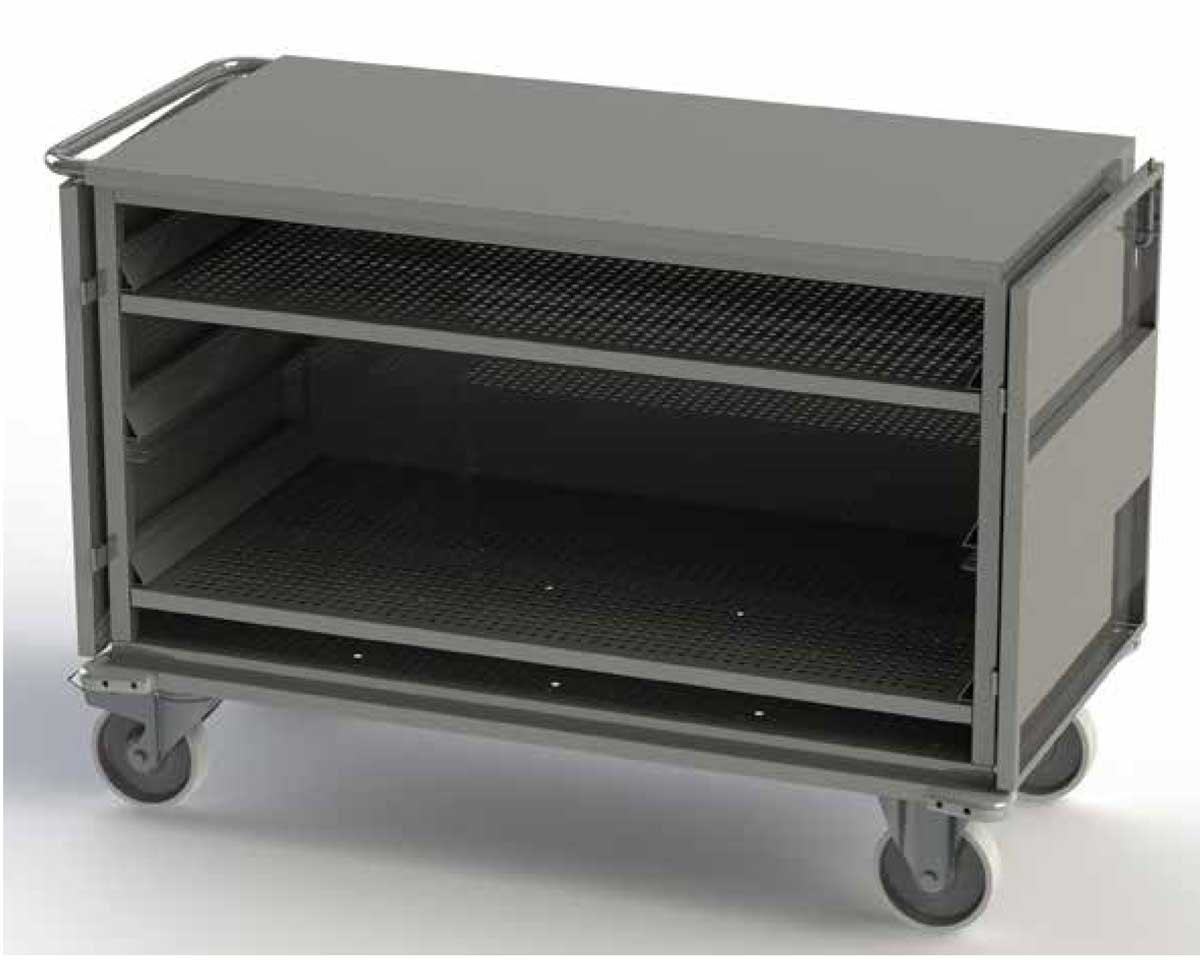 Oxford Cabrini Case Cart