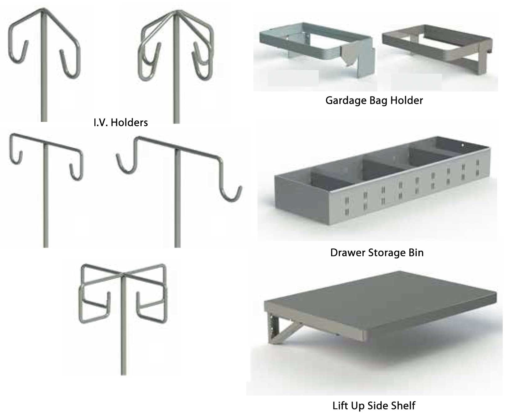 Trolley Accessories