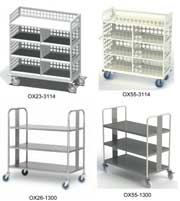 Clean Linen and Linen Storage Carts small