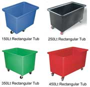 Rectanglar Tubs small