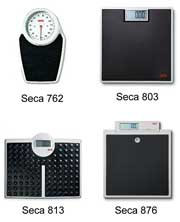 Seca flat Scales small