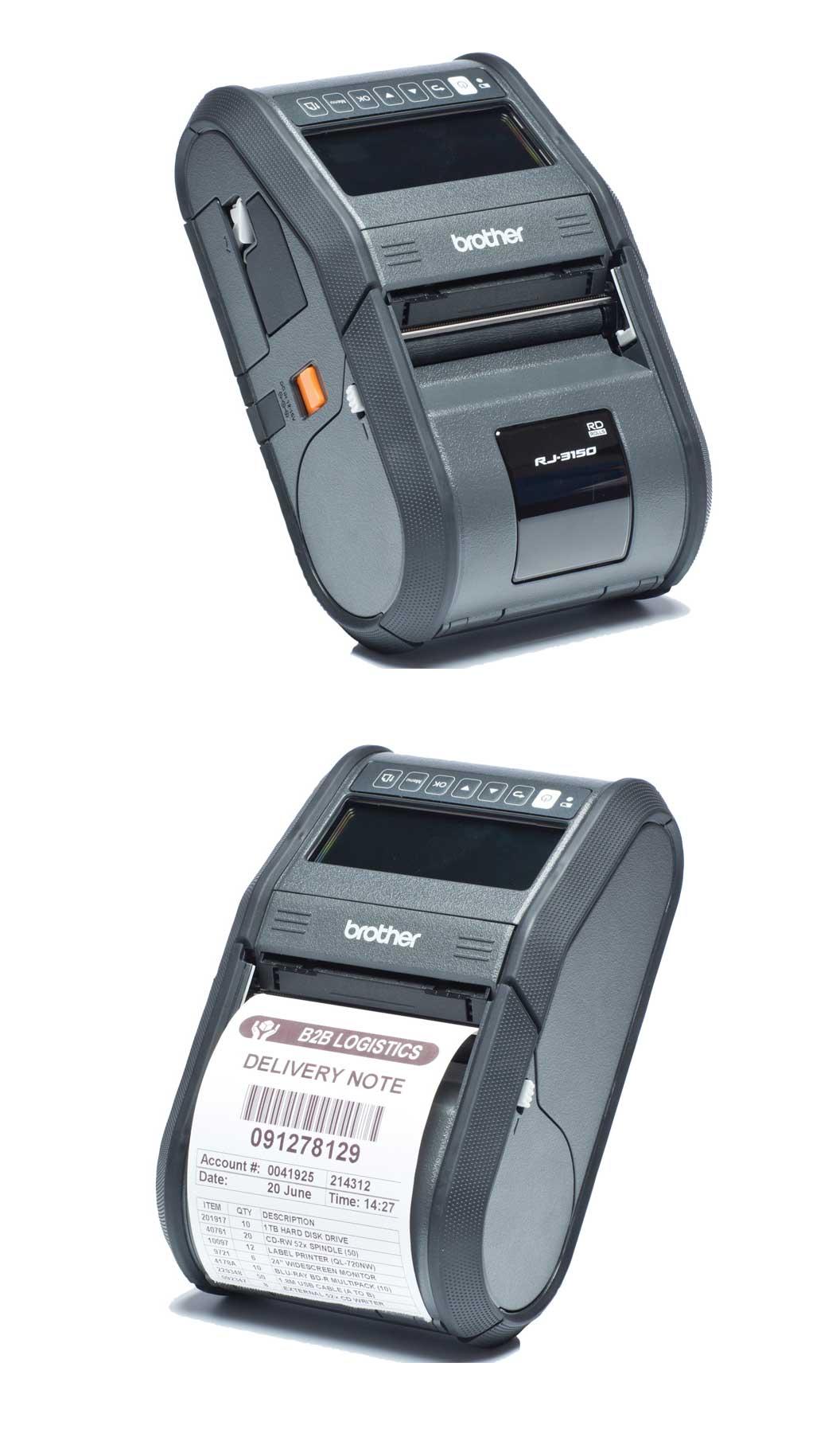 Rj 3150 Direct Thermal Printer